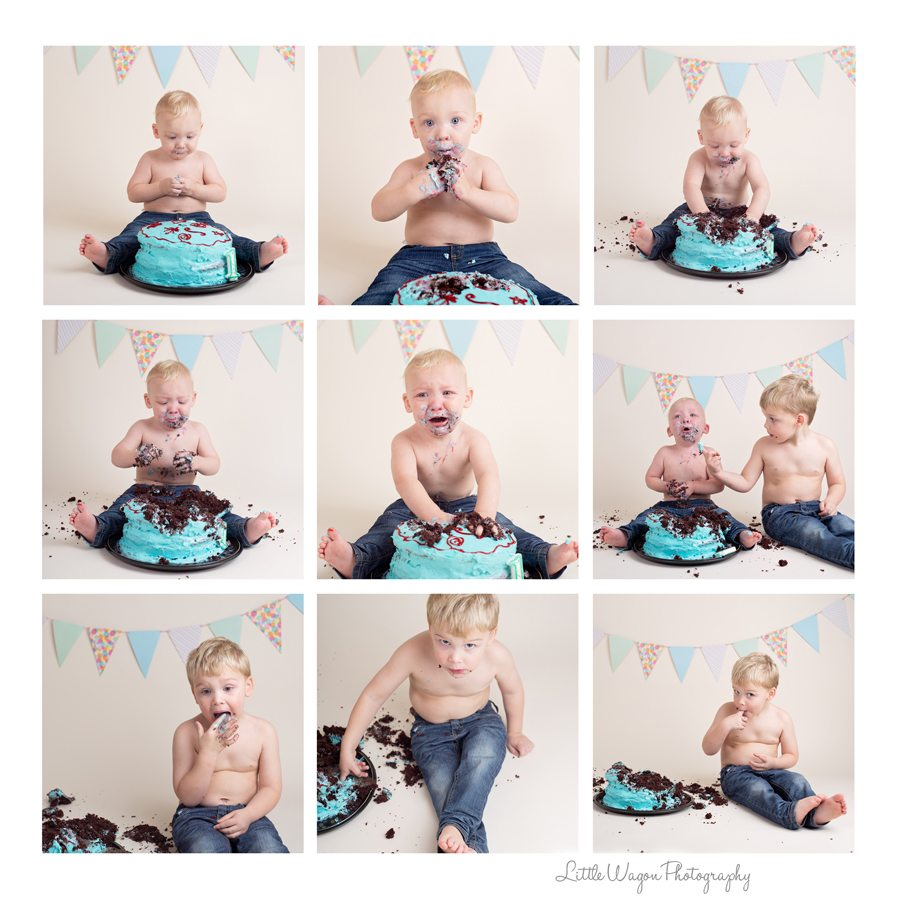 Ottawa Cake Smash Photographer