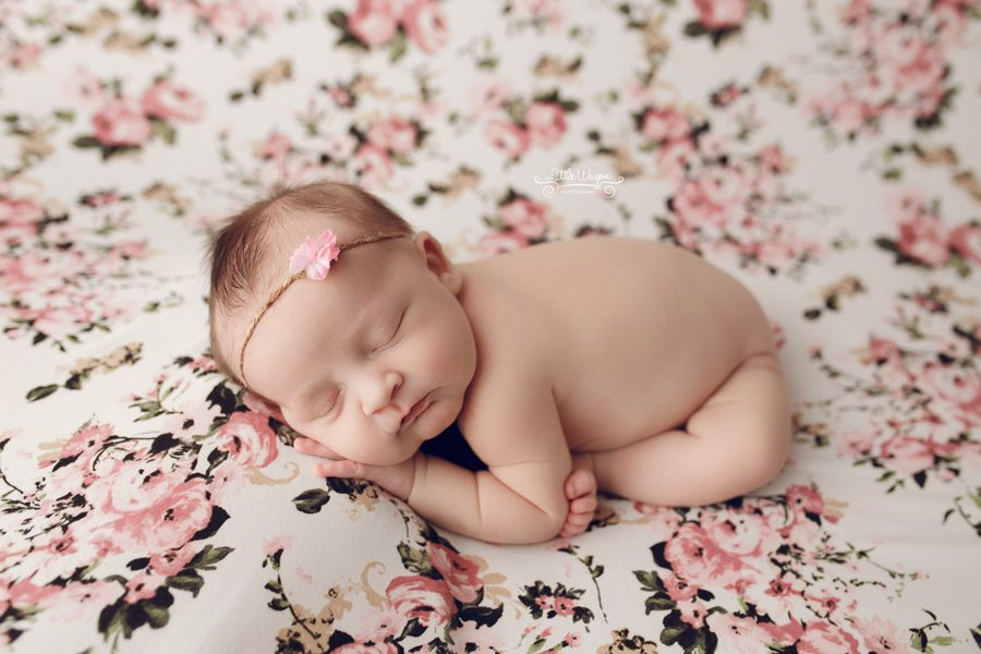 baby girl, newborn photographer