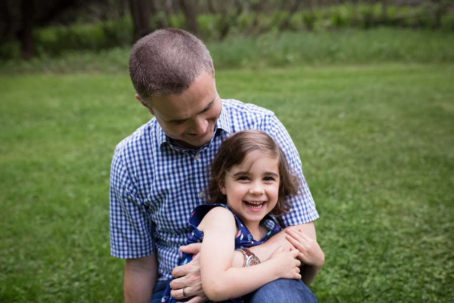 dad and daughter photo, family photographers in Ottawa