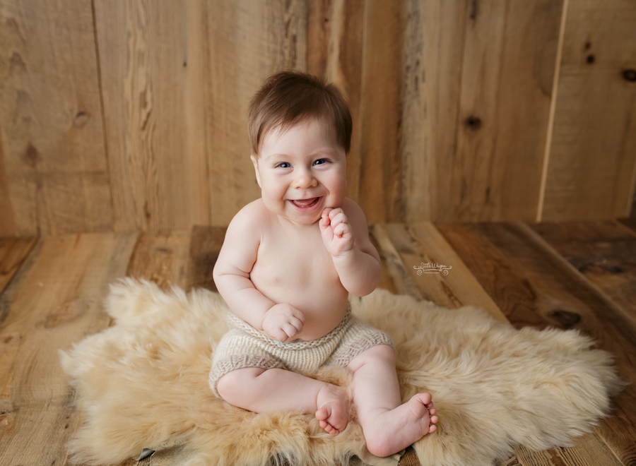 cute baby, ottawa newborn photographer